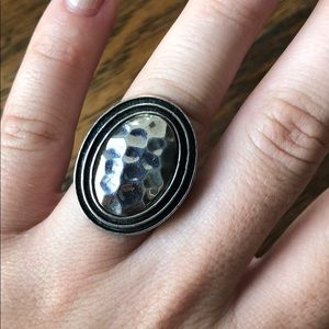 Premier Funky Oval Ring